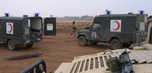 57-EOD Crash IA Ambulances